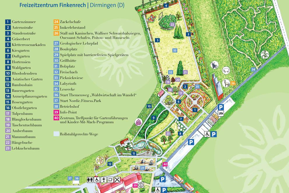Freizeitzentrum Finkenrech Saarschleifenland